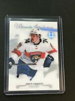 F63381  2017-18 Ultimate Collection Introductions #UI35 Owen Tippett PANTHERS