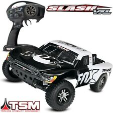Traxxas Slash VXL Brushless 2WD 58076-4 RTR RC Truck FOX RACING EDITION w/TSM