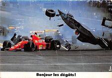 BF39700 grand prix de france  1989 formula 1 fiat racing  car voiture oldtimer