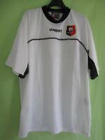 Maillot Stade Rennais Uhlsport Rennes Entrainement Blanc Vintage Jersey - XXL