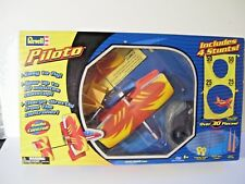 Piloto with Stunt Kit (Red) by Revell