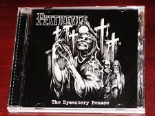 Pestilence: The Dysentery Penance CD 2015 Vic Records Netherlands VIC108CD NEW