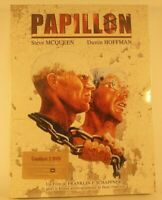 Papillon - steve McQueen / Dustin Hoffman - dvd digipack 2dvd Neuf