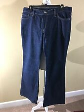Juniors Levi Strauss 514 Superflow Flared Leg Size 11 M JR