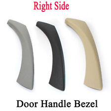 Right Inner Door Panel Handle Outer Trim Cover Fits For BMW E90 E91 E92 3 Series