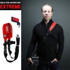 Carry Speed Xtreme Extreme DSLR Camera Sling Shoulder Neck Strap Red