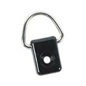Tie-Down D-Ring Accessory Buckle D-Plate Decoration New Useful Durable