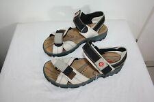 Sandales RIEKER en cuir taille 38 Neuve !