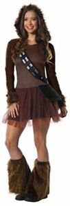 Rubie's Women's Standard Star Wars Classic Chewbacca, as, As Shown, Size Large