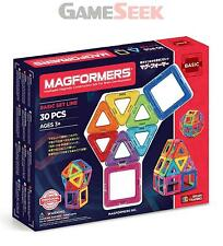 MAGFORMERS CONSTRUCTION SET 30 PIECE SET - TOYS BRAND NEW FREE DELIVERY