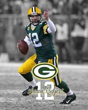 Green Bay Packers AARON RODGERS Spotlight Photo 8x10 #1