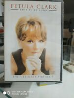 "DVD ""THE ULTIMATE PORTRAIT OF PETULA CLARK : THIS IS MY SONG NUOVO"