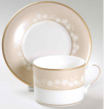 LENOX BELLINA GOLD Tea Cup & Saucer - new with tags
