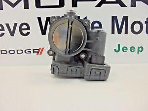 07-12 Chrysler Dodge Jeep Ram 3.7L 3.8L Throttle Body Factory Mopar New OEM