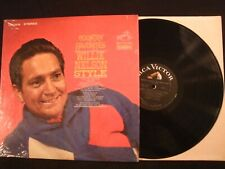 Willie Nelson – Country Favorites - 1966 RCA Vinyl 12'' Lp./ VG+/ Country Pop