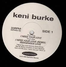 "Love 45RPM R&B & Soul 12"" Singles"