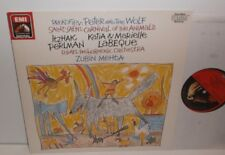 EL 27 0125 1 Prokofiev Peter And The Wolf Saint-Saens Carnival Of The Animals
