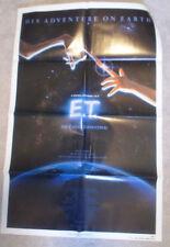 ET The Extra-Terrestrial, Drew Barrymore, Steven Spielberg, 1 Sheet 1982
