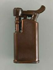 VINTAGE ANTIQUE OLD PIPE LIGHTER MARUMAN GL 67 MADE IN JAPAN IN WORKING