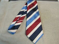 Vtg. Prince Igor for Gimballs Department Stores: Striped Neck Tie