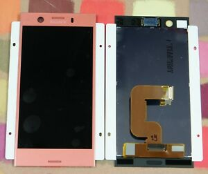 GENUINE PINK SONY XPERIA XZ1 COMPACT G8441 IPS FHD LCD SCREEN DISPLAY No ADHES