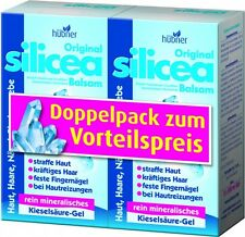 hübner Original silicea Balsam 2X500ml Doppelpack (1L=24,95)