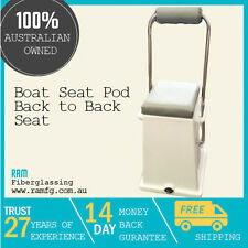 Boat Seat Pod - Back to Back Seat