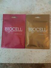 Biocell Anti Ageing Face Mask + Regenerating Face Mask *2× Sheet Masks