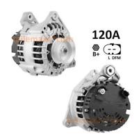 120A Lichtmaschine für Audi A4 B5 B6 A6 4C 2.5 TDi  VW 1.6 2.4 1.8 2.8 3.0 V6 ..