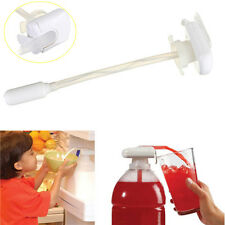 Magic Electric Automatic Tap Water Drink Beverage Dispenser Spillproof White Pro