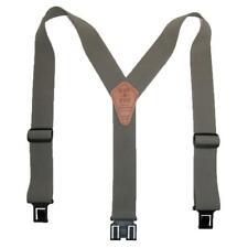 New Perry Suspenders Men's Elastic Ruf-N-Tuf Hook End Suspenders (Tall