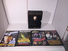 Bela Lugosi Horror Collection (DVD, 2004) Special DVD Collection w/Leather Case