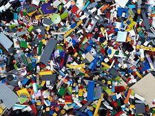 Lego Job Lot 1KG Bulk Bundle Mixed 800 Pieces Bricks Parts Pieces Genuine