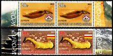 GEORGIA / Ossetia 2015 EUROPA: Toys. Set. Perforated, MNH