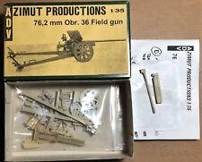 ADV AZIMUT PRODUCTION - 76,2 mm Obr. 36 Field gun - 1/35 RESIN KIT