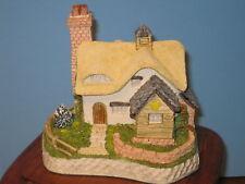 David Winter Cottages Buttercup Cottage MIB COA