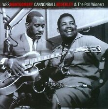 WES MONTGOMERY/CANNONBALL ADDERLEY - CANNONBALL ADDERLEY & THE POLL WINNERS [ESS