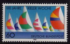 W Germany 1982 Kiel Regatta SG 1996 MNH