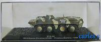BTR-80 Airborne Division KFOR Pristina Serbia 1999 1/72 ALTAYA IXO Tank tanque