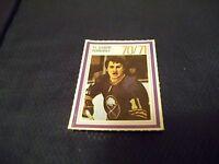 1970-71 Esso Mini Gilbert Perreault Rookie Buffalo Sabres - exmt(tr) - unused