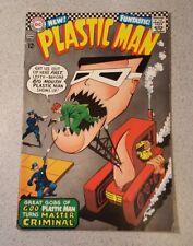 PLASTIC MAN #4  DC SILVER AGE Comic Book Condition Fine or better...You decide