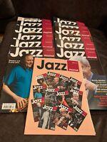 12 X JAZZ JOURNAL INTERNATIONAL MAGS VOL. 64 -  No. 1 to No. 12 (2011) & INDEX