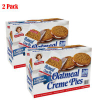 Little Debbie Oatmeal Cream Pies (2.6oz / 24 count) Pack of 2