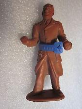 1960's era vintage Marx plastic cowboy with removable gun & holster # 41