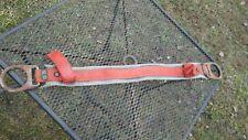 Vintage Lineman's Belt