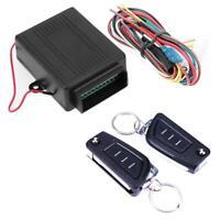 Universal Car Keyless Entry System Auto Remote Control Central Door Lock