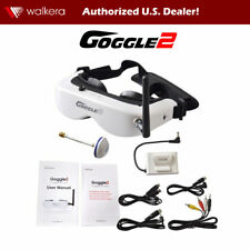 Walkera Goggle 2 FPV Goggles 5.8G 8 Channel Receiver Drone Race Outdoor Glasses