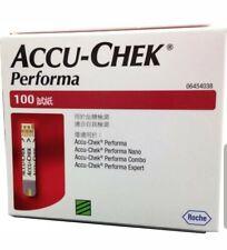Accu-chek Performa, Nano Test Strips 100