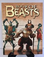 New Book Of Beasts HC By C. Ashcroft L. Gibbons & G. Sparrow Trolls, Dragons
