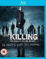 The Killing - Season 2 (3 Disc Set) [Blu-ray] [DVD][Region 2]